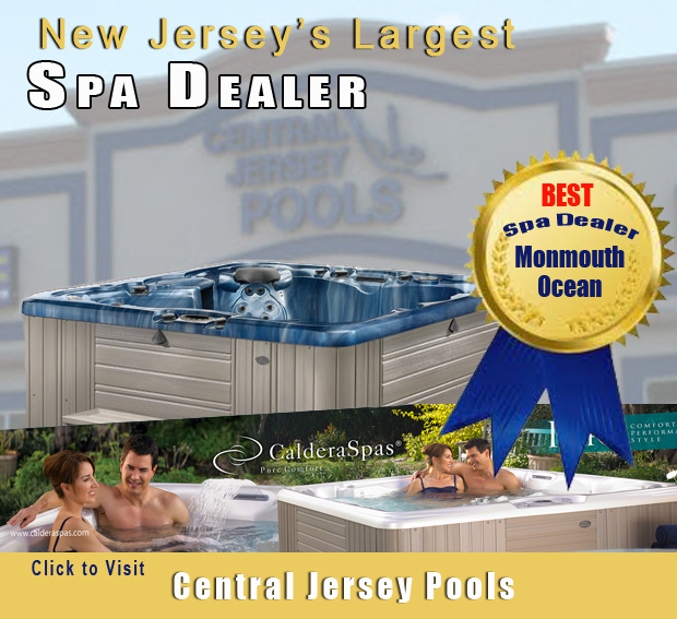 4 Hot Tubs NJ